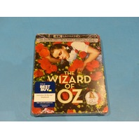 THE WIZARD OF OZ STEELBOOK 4K ULTRA HD + BLU-RAY  NEW SEALED
