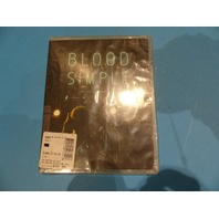 BLOOD SIMPLE DVD NEW