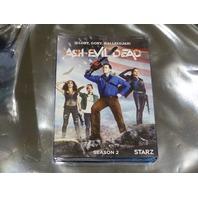 ASH VS EVIL DEAD SEASON 2 DVD W/ SLIP COVER NEW