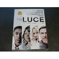 LUCE DVD NEW SEALED
