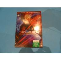 THE FLASH SEASON 4 DVD NEW
