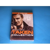 TAKEN COLLECTION DVD NEW