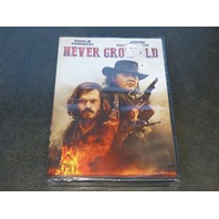 NEVER GROW OLD DVD NEW SEALED