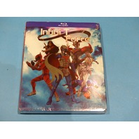 INFINI-T FORCE THE COMPLETE SERIES BLU-RAY NEW SEALED