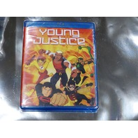 YOUNG JUSTICE BLU-RAY NEW