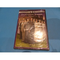 DOWNTOWN ABBEY: SEASON ONE DVD NEW