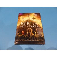 BIBLE MYSTERIES (BBC) DVD SET NEW W/ SLIP