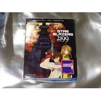 STAR BLAZERS 2199 PART ONE BLU-RAY + DVD  HD NEW