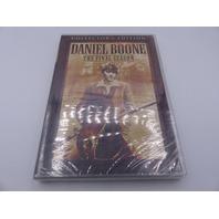 DANIEL BOONE THE FINAL SEASON DVD NEW