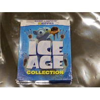 ICE AGE COLLECTIONBLU-RAY  HD NEW