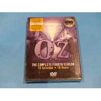 OZ THE COMPLETE FOURTH SEASON SEASON 4 DVD NEW