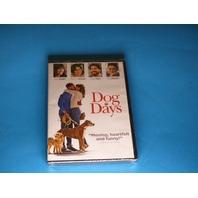 DOG DAYS DVD NEW