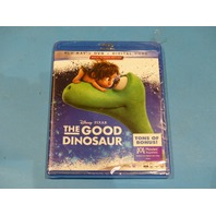 THE GOOD DINOSAUR BLU-RAY + DVD + DIGITAL NEW SEALED
