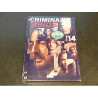 CRIMINAL MINDS SEASON 14 DVD NEW SEALED