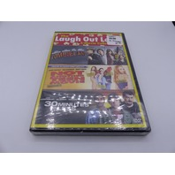 THE LAUGH OUT LOUD 3-MOVIE COLLECTION DVD NEW