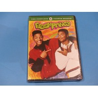 THE FRESH PRINCE OF BEL-AIR THE COMPLETE FOURTH SEASON SEASON 4 DVD NEW