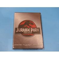 JURASSIC PARK TRILOGY DVD NEW