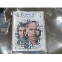 NUMBERS SEASONS 1-4 DVD NEW