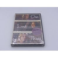 ONE LAST THING DVD NEW