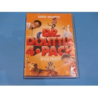 DR DOLITTLE 4-PACK DVD NEW SEALED