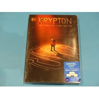 KRYPTON THE COMPLETE FIRST SEASON DVD + DIGITAL NEW (SEASON 1) SEALED