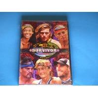 SURVIVOR NICARAGUA DVD NEW