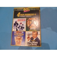 4 FILM FAVORITES: CLASSIC COMEDIES DVD W/SLIPCOVER NEW