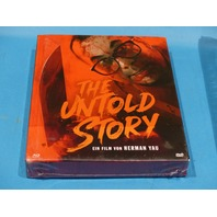 THE UNTOLD STORY DVD NEW