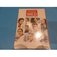 CHICAGO MED: SEASON TWO (SEASON 2) DVD NEW
