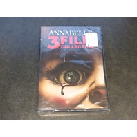 ANNABELLE TRILOGY DVD NEW SEALED
