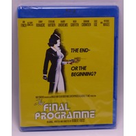 THE FINAL PROGRAMME BLU-RAY NEW SEALED
