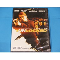 UNLOCKED DVD NEW