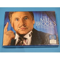 THE MEL BROOKS COLLECTION BLU-RAY NEW