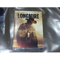 LONGMIRE THE COMPLETE FIFTHS SEASON DVD NEW