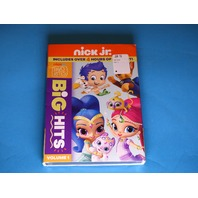 NICK JR. FAVORITES BIG HITS VOLUME ONE DVD NEW