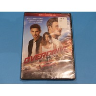 OVERDRIVE DVD + DIGITAL HD NEW