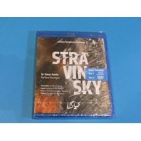 STARVINSKY DVD + BLU-RAY NEW