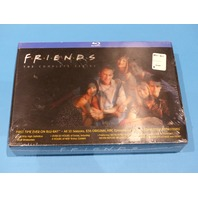 FRIENDS THE COMPLETE SERIES BLU-RAY W/ EXTRAS NEW