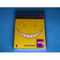 ASSASSINATION CLASSROOM BLU-RAY  NEW