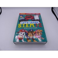 LET'S LEARN S.T.E.M 1&2 COLLECTION 2 DVD GIFT SET NEW