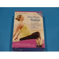 STOTT PILATES PRE/POST NATAL 3 DVD SET DVD  NEW