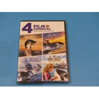 FREE WILLY COLLECTION 4 FILM COLLECTION - DVD NEW
