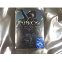 ARROW THE COMPLETE FIFTH SEASON DVD NEW