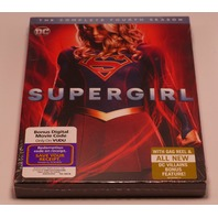 SUPERGIRL THE COMPLETE FOURTH SEASON DVD  NEW SEALED