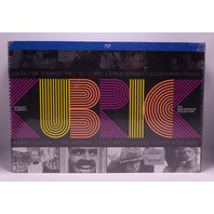 STANLEY KUBRICK THE MASTERPIECE COLLECTION LIMITED COLLECTOR'S EDITION BLU-RAY N