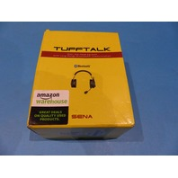 TUFFTALK SENA BLUETOOTH OVER THE HEAD EARMUFFS / THE ONLY ACC'S INCLUDED ARE SHOWN IN THE PHOTO