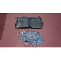 "6* POLAROID R8A6-06AC1-P POP ZINK PAPER 3.5"" X 4.25"" 10 SHEETS W/ CASE"