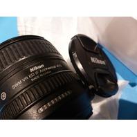 NIKON NIKKOR AF-S 24-85MM 6016855 F/3.5-4.5G ED VR LENS