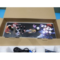 CLASSICAL ARCADE GAMES STATION THE KING OF FIGHTERS 14 DOUBLE STICK ARCADE CONSOLE