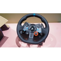 LOGITECH G29 RACING WHEEL 941-000110 DRIVING FORCE RACING WHEEL AND PEDALS